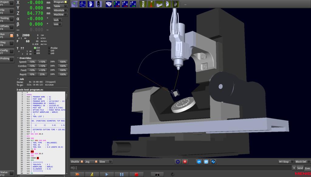 MOTUS 3D MACHINE RENDER plugins removed